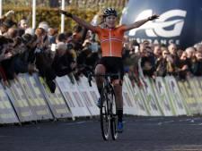 Europees Kampioen Annemarie Worst maandagavond gehuldigd in Veluvine Nunspeet