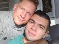 Homostel Fabio en Daniel maand later wéér aangevallen: 'Dit is dramatisch, bizar'