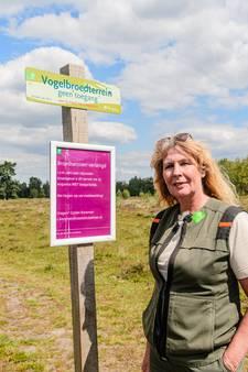 Houd je aan de regels, zegt boswachter Corien: 'Ga thuis naar toilet, grote boodschap hoort niet in de natuur'