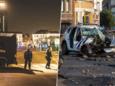 """Van het 'achterpoortje' in de wet tot rel in de Overpoort en gecrashte politiewagen: """"Ze komen enkel om rel te schoppen"""""""
