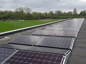 Zundertse sportclubs krijgen geen eigen meter voor stroom van eigen dak
