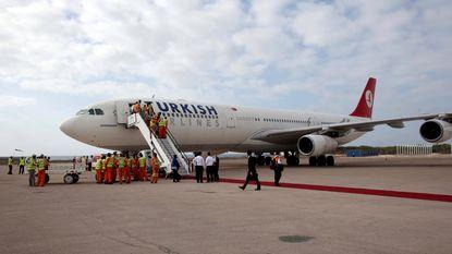 Vlucht Turkish Airlines op weg naar Brussel maakt noodlanding in Wenen