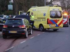 Gewonde bij eenzijdig ongeval in Aalten