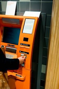 Banken heropenen honderden geldstortautomaten voor ondernemers