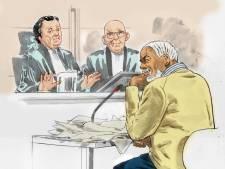 Prostitutiekiller Albert B. (61) hoort 20 jaar gevangenisstraf tegen zich eisen