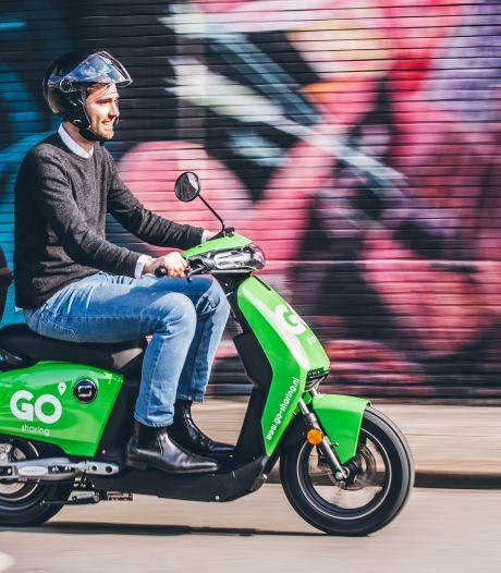 Na de zomer aanpassing van regelgeving Schiedam, waarmee overlast deelscooters wordt aangepakt