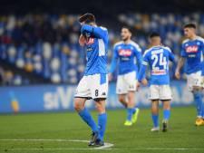 Waarom grootmacht Napoli weer terug is bij af