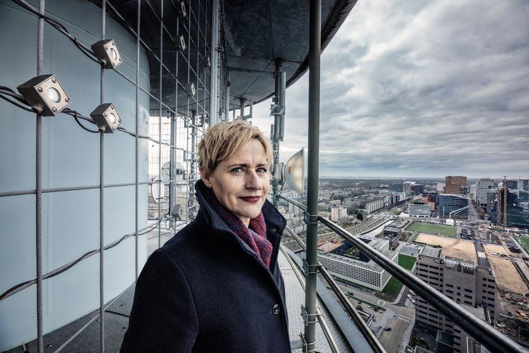 Giny Vos Beeld Martin Dijkstra