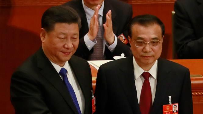 Chinese premier krijgt tweede termijn na bijna 3.000 ja-stemmen en 2 nee-stemmen