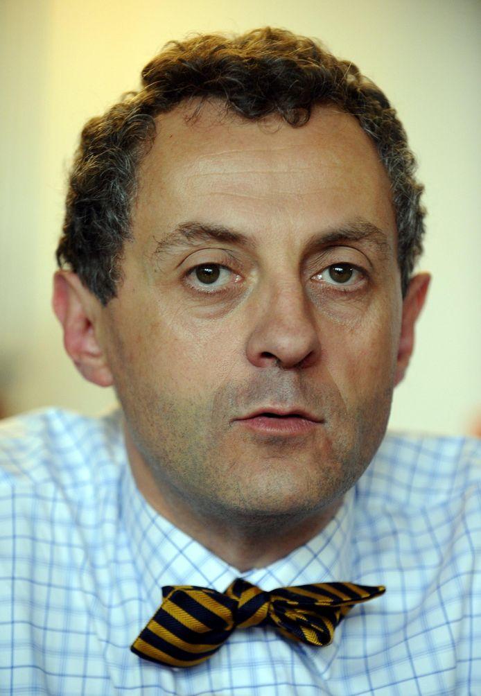 Procureur-generaal Christian De Valkeneer wil geen figurantenrol spelen in het bende-onderzoek.