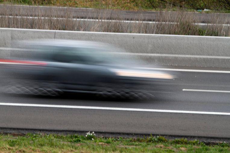Het voertuig haalde snelheden van meer dan 160 kilometer per uur waar er een maximum snelheid van 70 kilometer per uur toegelaten is