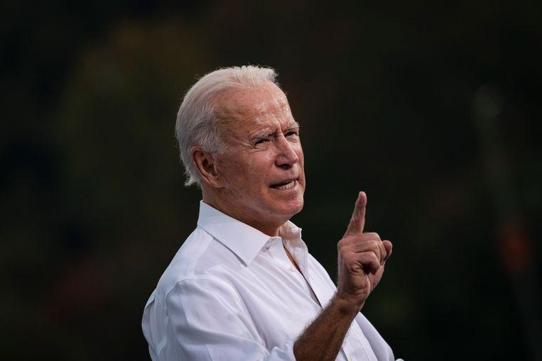 Joe Biden. Beeld Getty Images