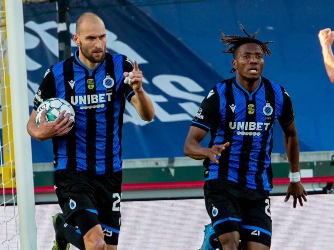 Titel Club Brugge ten vroegste pas op speeldag 3: blauw-zwart in extremis via Dost langszij zwierig Anderlecht