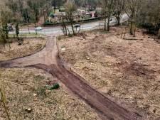 Bomenkap voor westelijke rondweg neemt happen uit natuur
