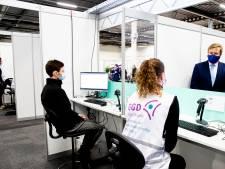 GGD sluit op korte termijn grote vaccinatielocaties in Utrecht en Houten