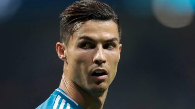 Verkrachtingszaak rond Cristiano Ronaldo in VS belandt allicht in vuilbak