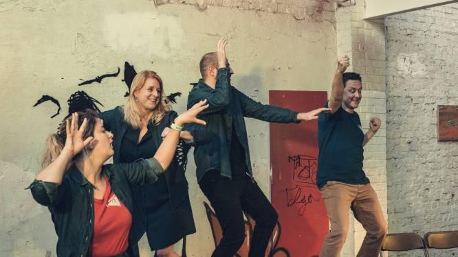 Gent Gestreamed: Improgezelschap Compagnie Amai laat 25 cultuurprojecten professioneel streamen ... en de inschrijvingen lopen  nog