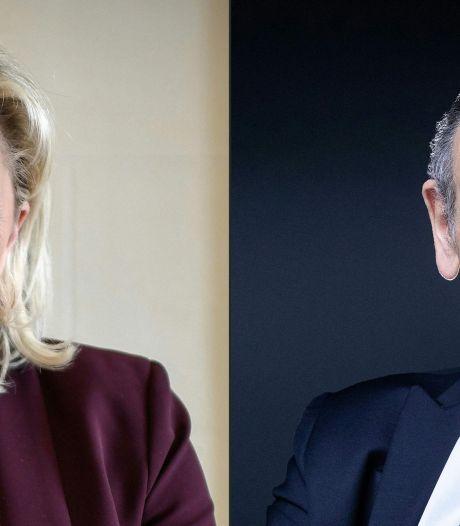 """Voter pour Marine Le Pen """"ne sert à rien"""", selon Éric Zemmour: """"C'est moi qui rassemble"""""""