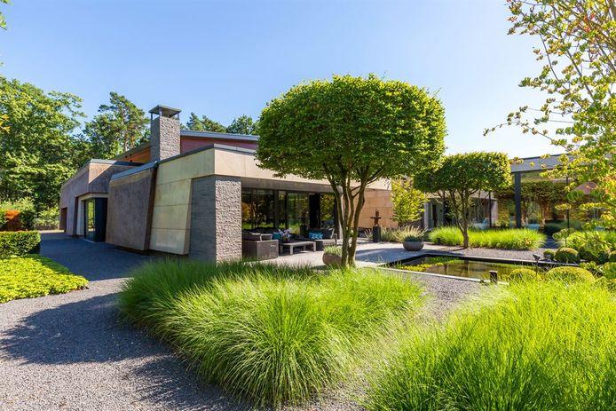 Dit huis in Oisterwijk was in april de duurste te koop staande villa van Brabant.