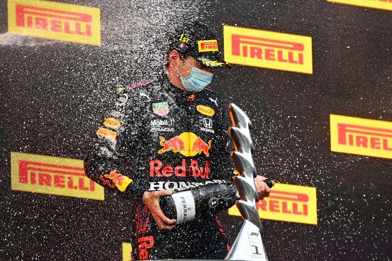 Max Verstappen. Beeld Photo News