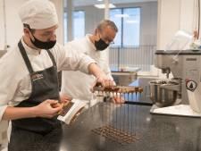 Bakken is een vak: bakkerijstudenten doen examen en de baksels zijn te koop