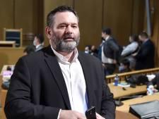 Ioannis Lagos, eurodéputé grec d'extrême droite, a été arrêté à Bruxelles