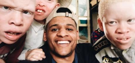 Student van Sint Joost Breda maakt stiekem film in albinismekamp: 'Dat dit nog kan in 2018'