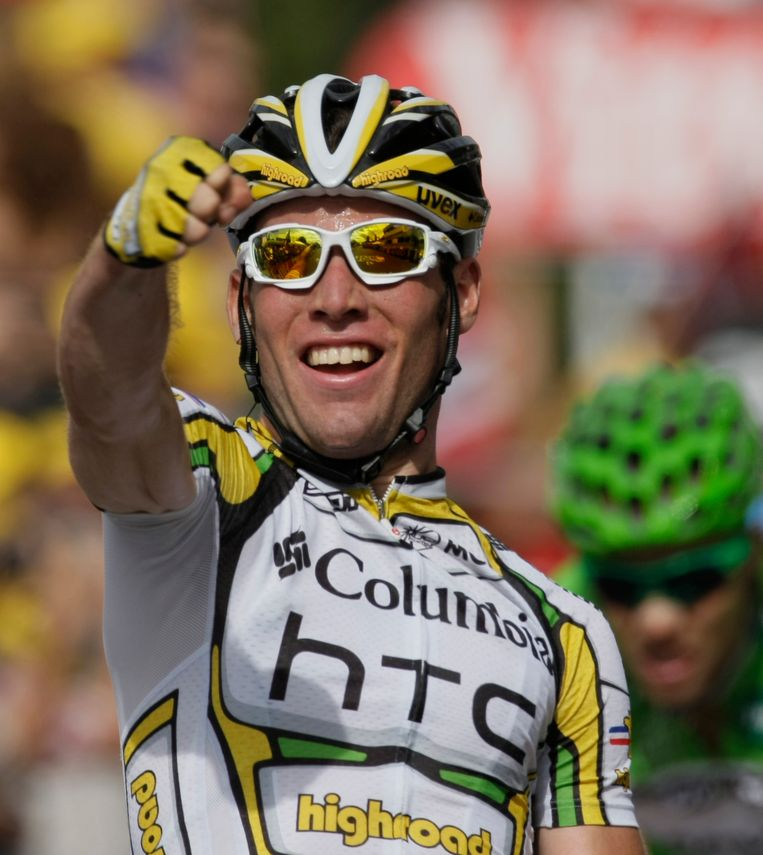 In de eerste week zal de razendsnelle rittenkaper Mark Cavendish wellicht weer toeslaan. Beeld UNKNOWN