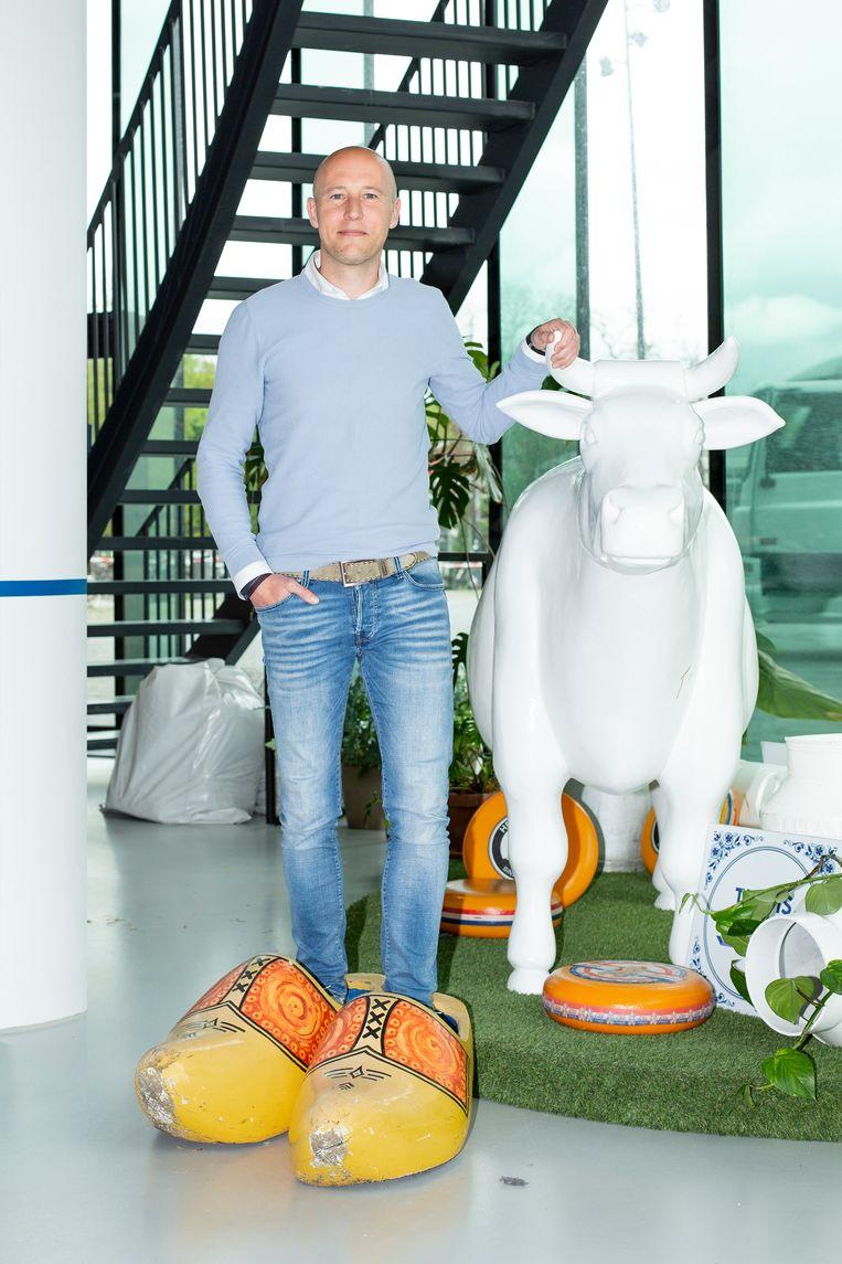Joost van Berkel van This is Holland. Beeld Susanne Stange