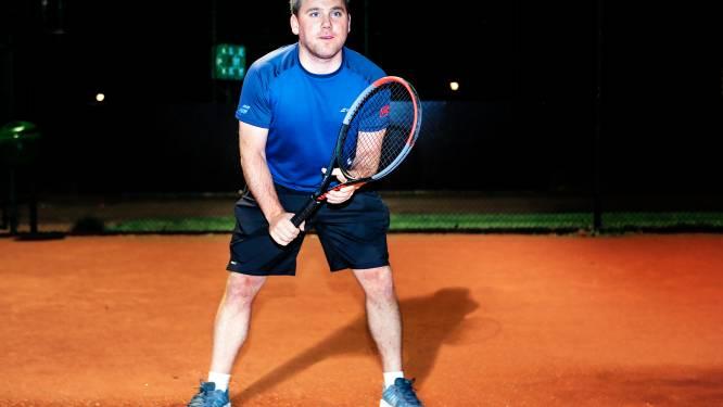 """Emiel Waerniers (TC Ludoviek) strandt op zucht van nationale Masterstitel: """"Een beetje ontgoocheld, maar vooral ook fier"""""""