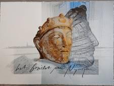 Nieuwe trekpleister voor Veur-Lent in de maak: een Romeins uitkijkmasker