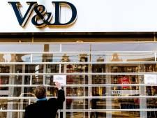 Doorstart voor warenhuizen van V&D definitief mislukt