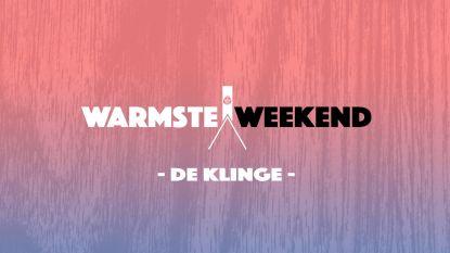 Warmste Weekend van De Klinge