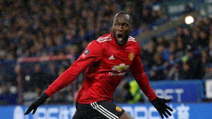 MULTILIVE BUITENLAND: Lukaku maakt zijn tweede van de avond en zorgt voor winst Manchester United