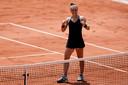 Maria Sakkari zorgt op Roland Garros voor een verrassing.