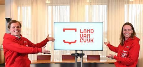 Dit wordt het nieuwe logo voor de fusiegemeente Land van Cuijk