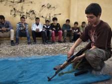 Kindsoldaten IS gedood bij aanval op trainingskamp