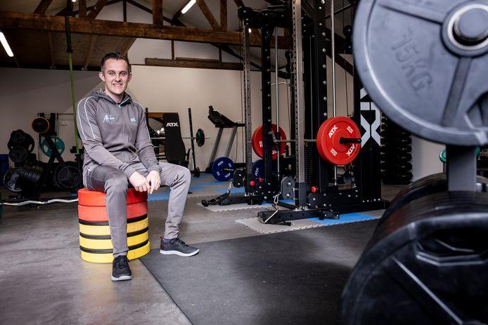 Marcel Lodder van sportschool Body by Marcel in Elst.