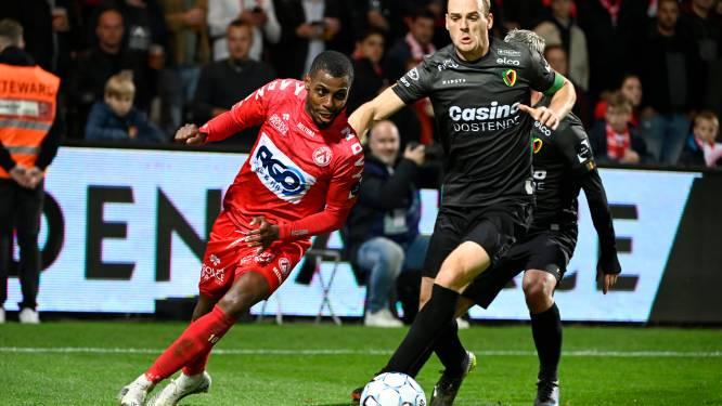 """Brecht Capon (KV Oostende) duidelijk na verlies op Kortrijk: """"We redden het niet elke week met louter twintig goeie minuten"""""""