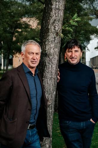 """Marc Degryse op bezoek bij maatje Luc Nilis: """"Wat ik heb meegemaakt, was foute boel. Nu amuseer ik mij weer"""""""
