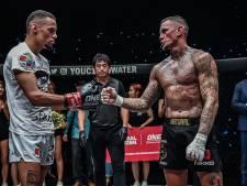 Nieky Holzken blijft belangrijkste uitdager voor wereldtitel ONE Championship: 'Still going strong'