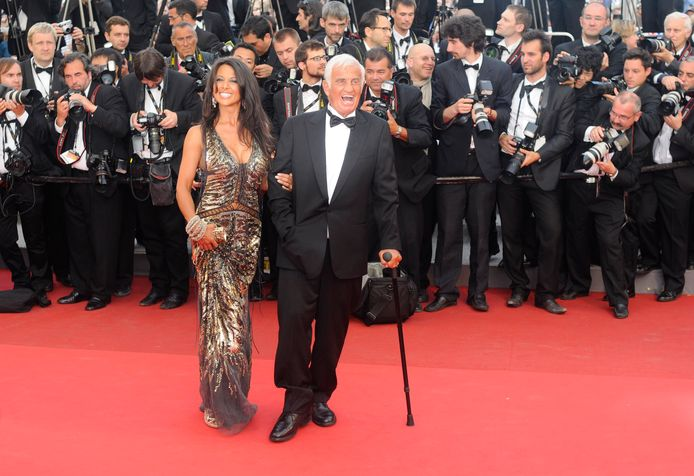 Jean-Paul Belmondo en Barbara Gandolfi