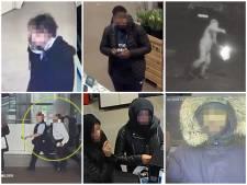 OM roept hulp van het publiek in bij plukken criminelen