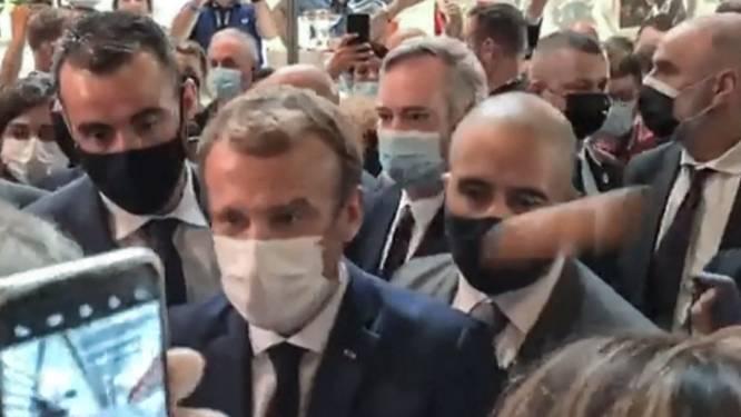 Eigooier naar Macron in psychiatrische instelling geplaatst