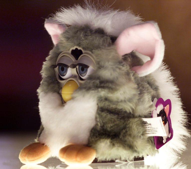 Een Furby. Beeld epa