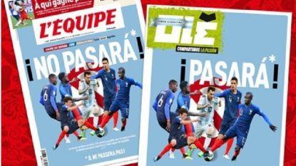 Steekspel begonnen: L'Equipe stopt Lionel Messi alvast af waarna reactie van Argentijnse krant niet uitblijft