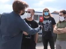L'individu qui a giflé Macron avait été filmé par Quotidien juste avant l'agression