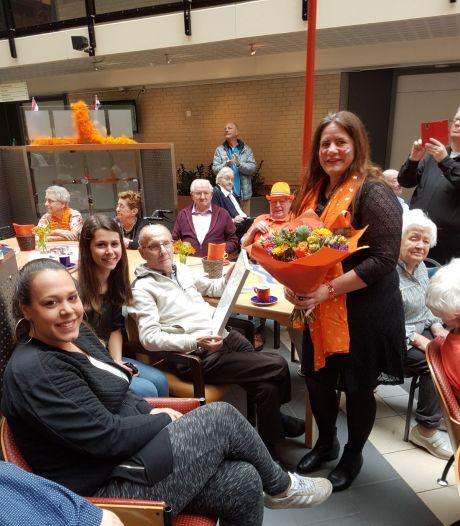 Showband Taxandria zet in Oisterwijk medeoprichter Henk Rozen in het zonnetje
