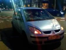 Scooterrijder met verwondingen naar ziekenhuis door botsing in Nijmegen