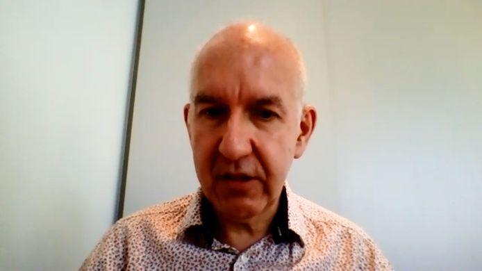 Geert Molenberghs, biostatisticus aan de Universiteit Hasselt.